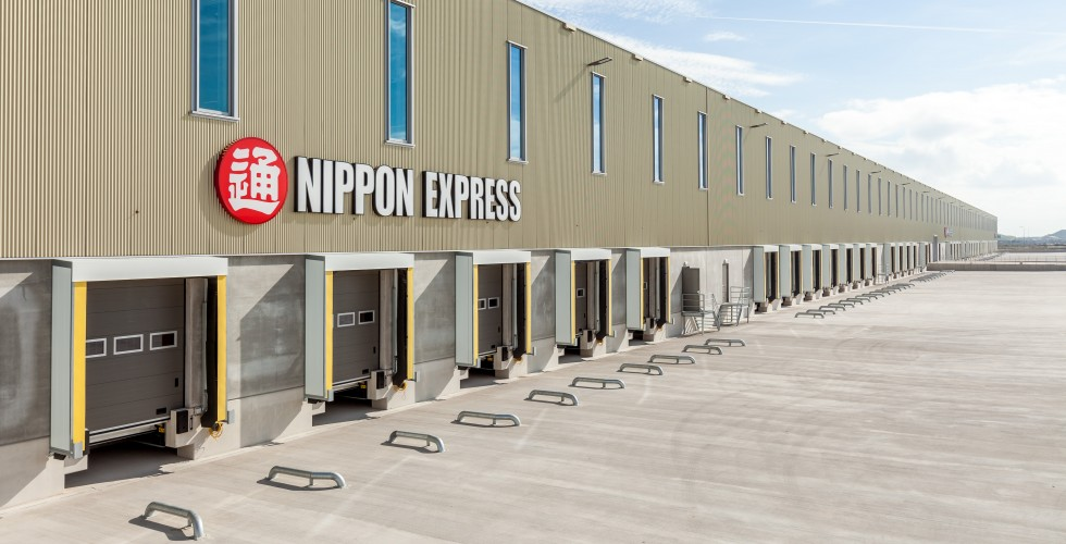 europes second logistic